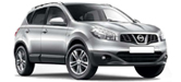 Qashqai with Air Con