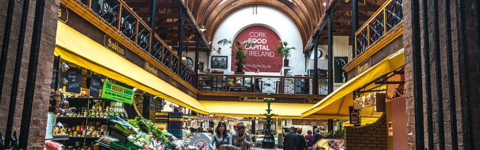 the english market cork